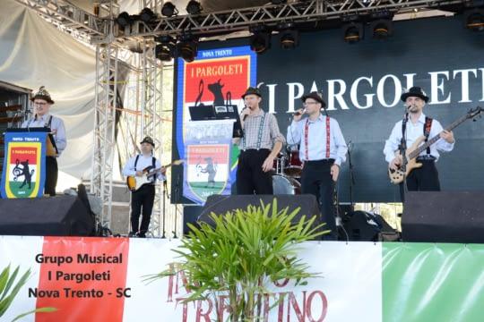 Grupo Musical Pargoleti