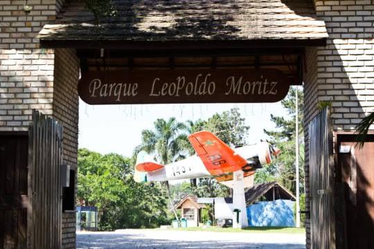 Parque Leopoldo Moritz – Caixa D'água