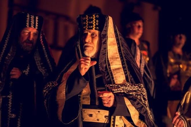 Teatro Paixão e Morte de um Homem Livre