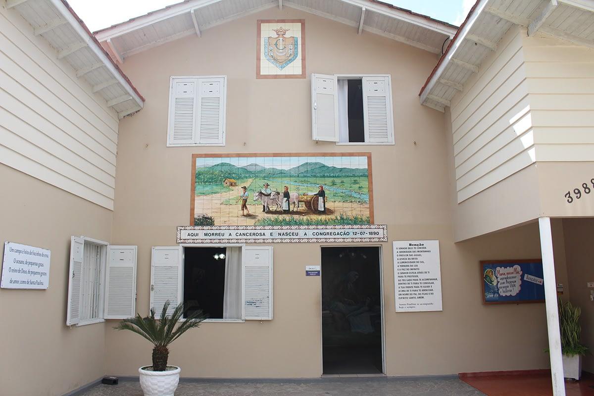 Capela das Irmãs  - Santuário Santa Paulina