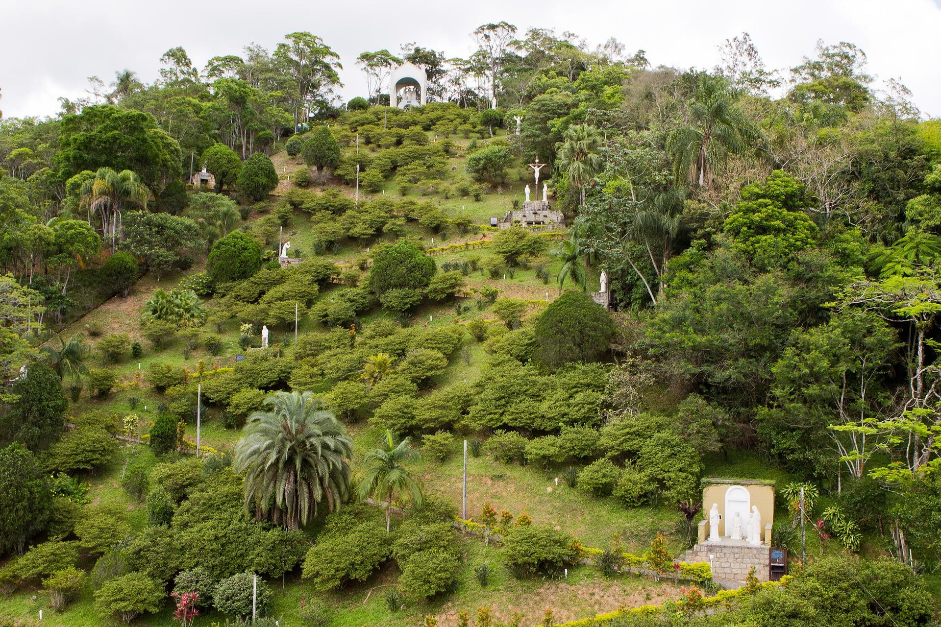 Morro do Rosário de Azambuja