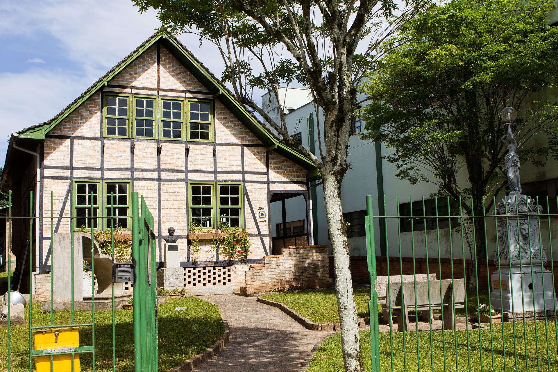 Museu Casa de Brusque - Museu Histórico do Vale do Itajaí-Mirim