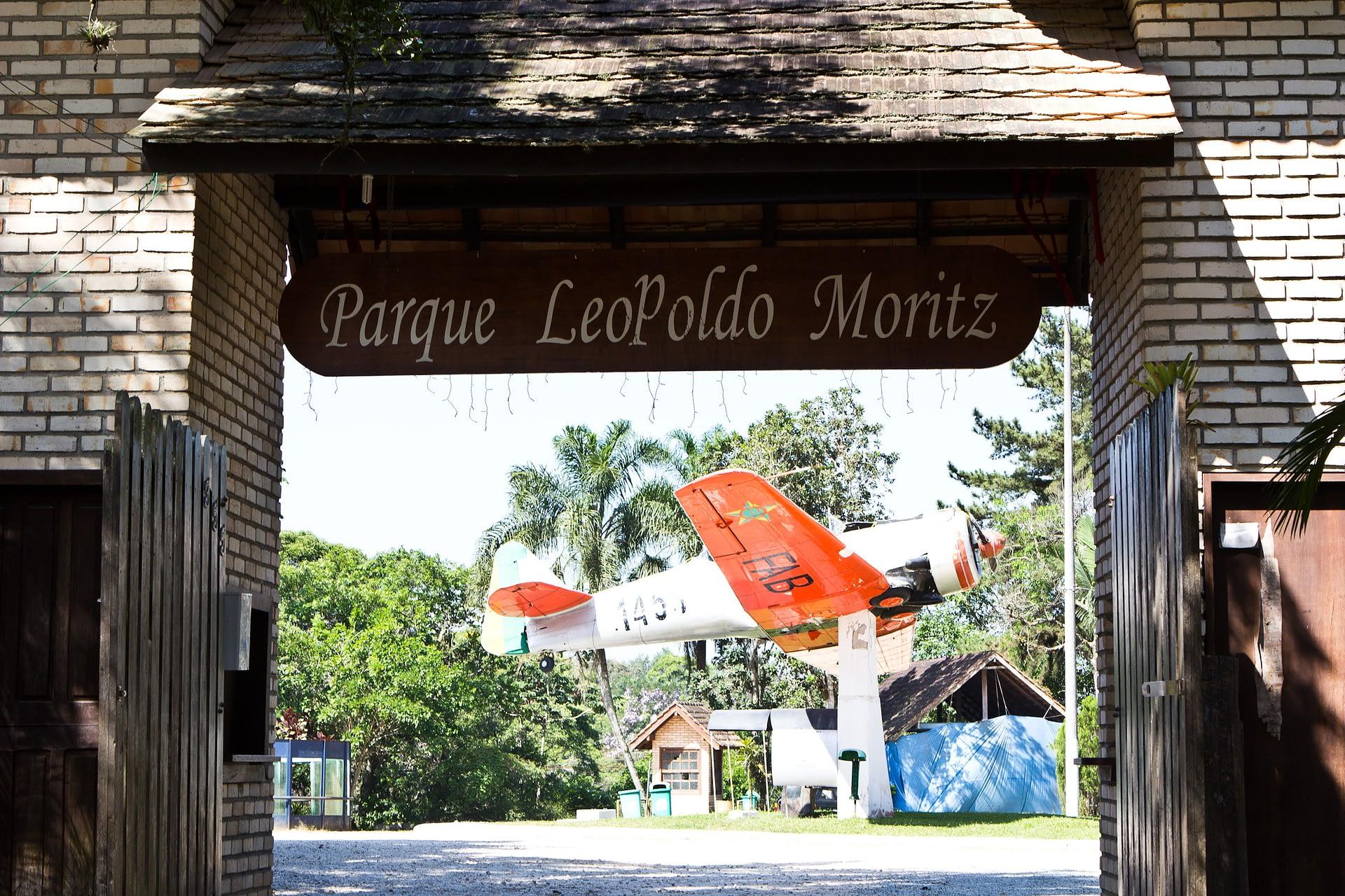 Parque Leopoldo Moritz - Caixa D'água