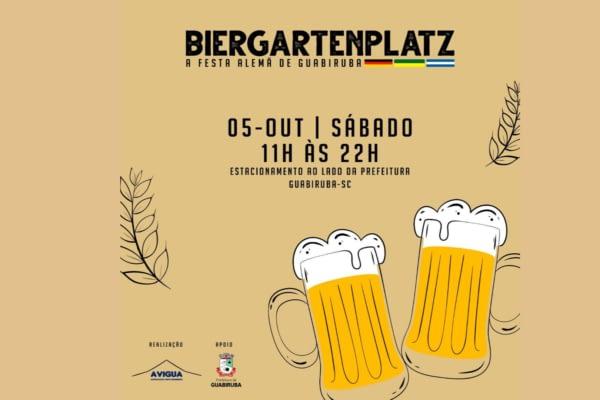 1º Biergartenplatz