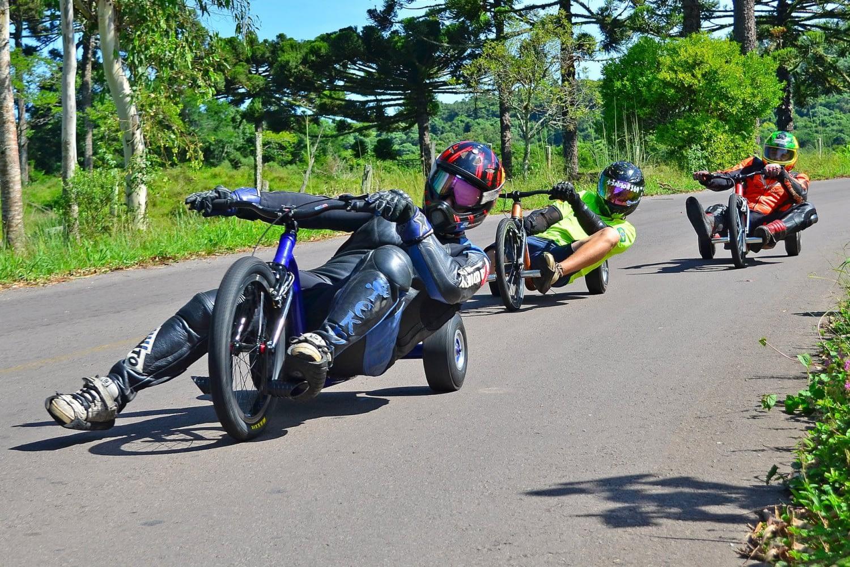 Prova Internacional de Drift Trike