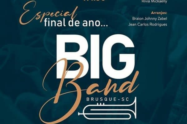 Especial Final de Ano Big Band Brusque