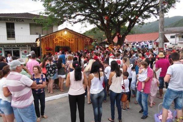 Abertura da Casa do Papai Noel – Natal em Botuverá