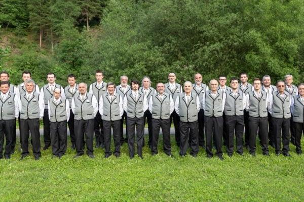 Coro Carè Alto de Val Rendena, Região Trentina / Itália