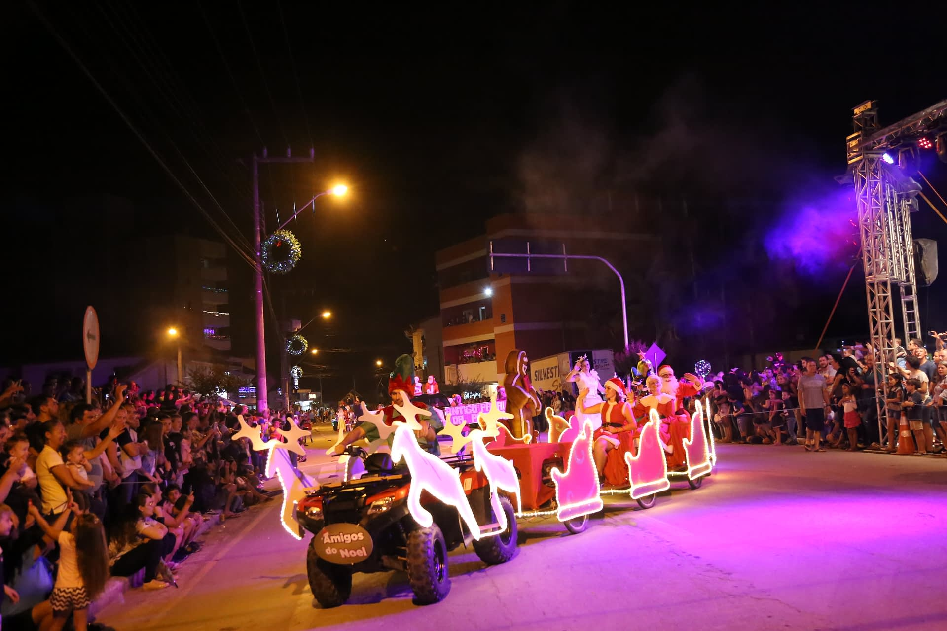 Presépio Vivo - Natal em Guabiruba