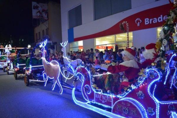 Desfile – Natal em Brusque