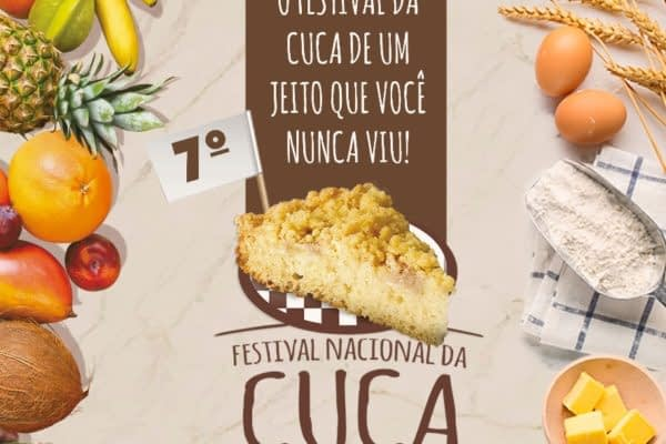 7º Festival Nacional da Cuca