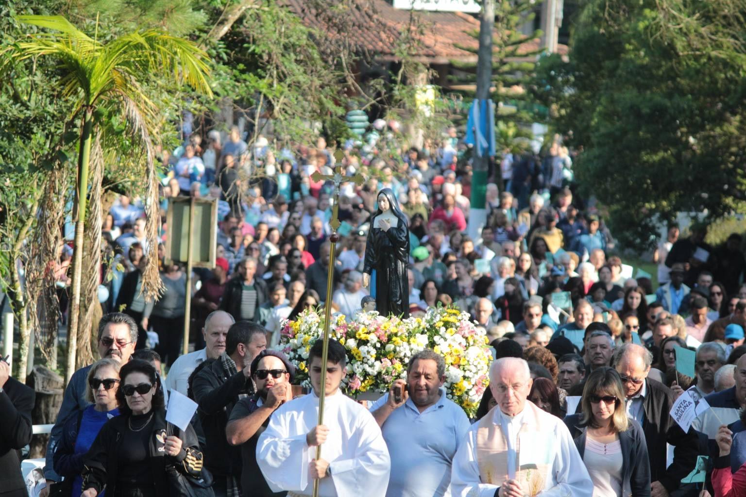 Festa de Santa Paulina