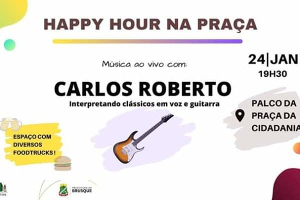 Happy Hour na Praça
