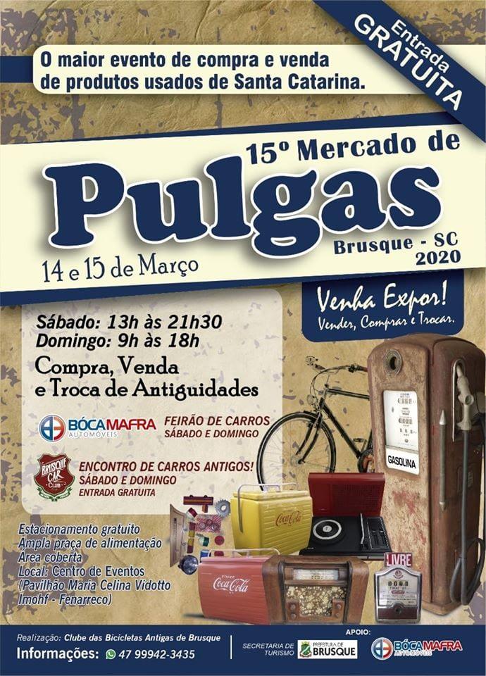 15º Mercado de Pulgas