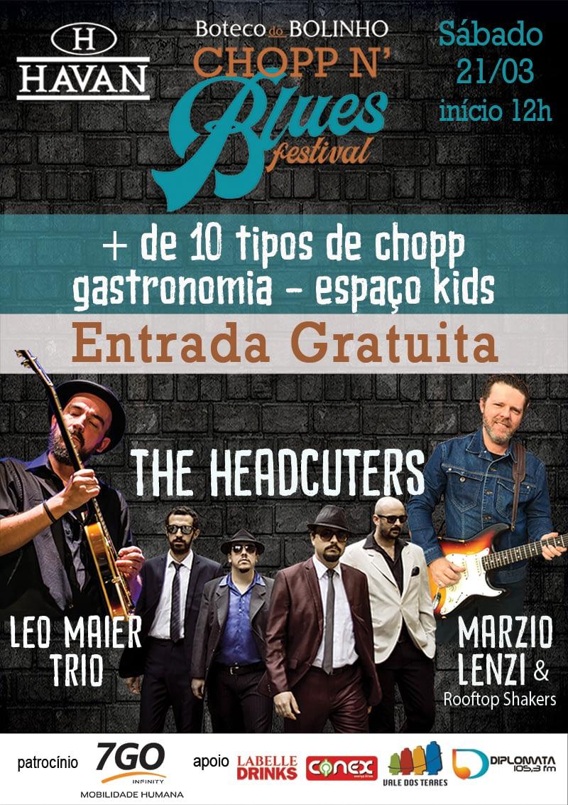 Chopp N' Blues Festival